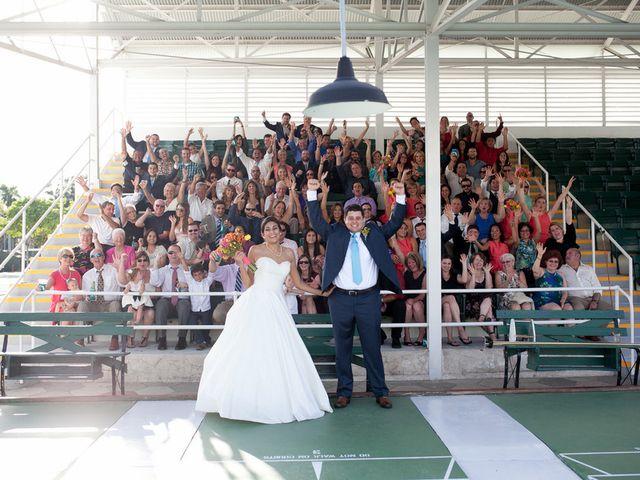 Tina and Andrew's Wedding in Saint Petersburg, Florida 10