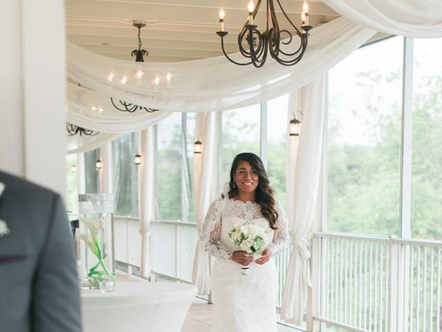 Tufaina and Charles's Wedding in Altamonte Springs, Florida 7