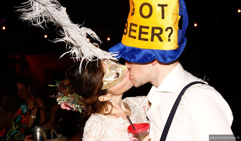 Eduardo and Kaline's Wedding in Panama City, Florida