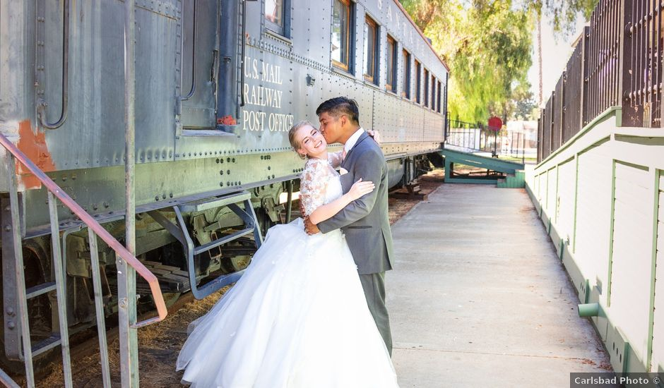 Jonathan and Colleen's Wedding in Escondido, California