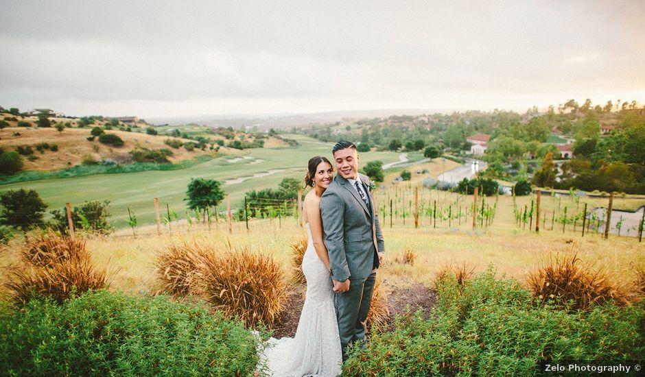 Jaime and Erika's Wedding in San Diego, California
