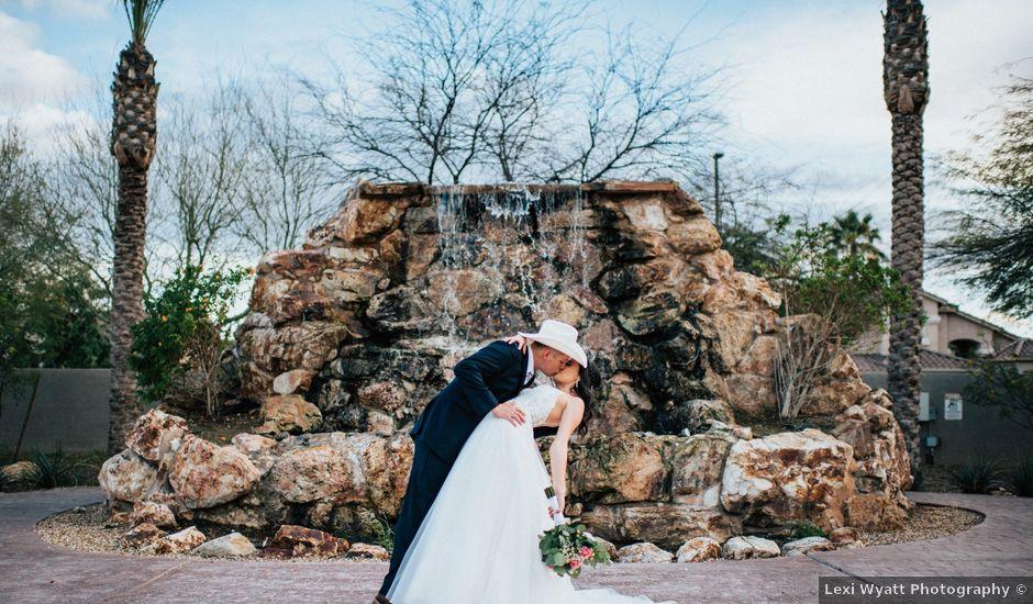 Dominic and Hannah's Wedding in Gilbert, Arizona