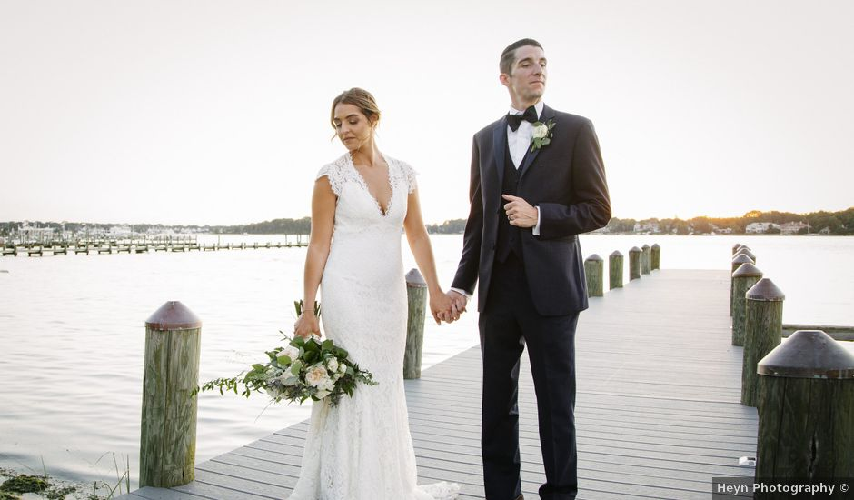 Michael and Kasandra's Wedding in Point Pleasant Beach, New Jersey