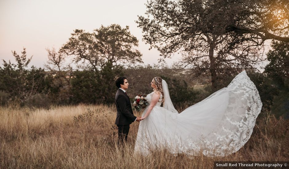 Christian and Cassidy's Wedding in New Braunfels, Texas