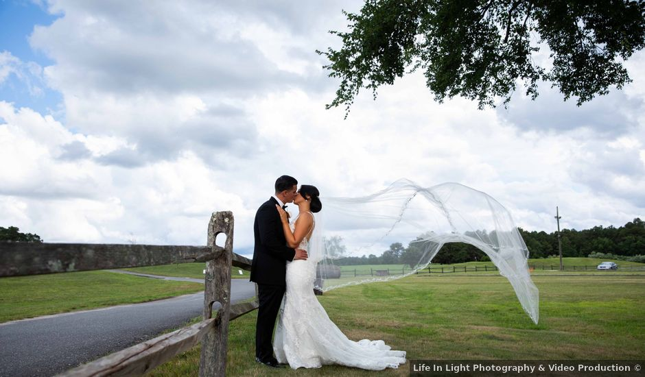 Anthony and Amanda's Wedding in Egg Harbor Township, New Jersey