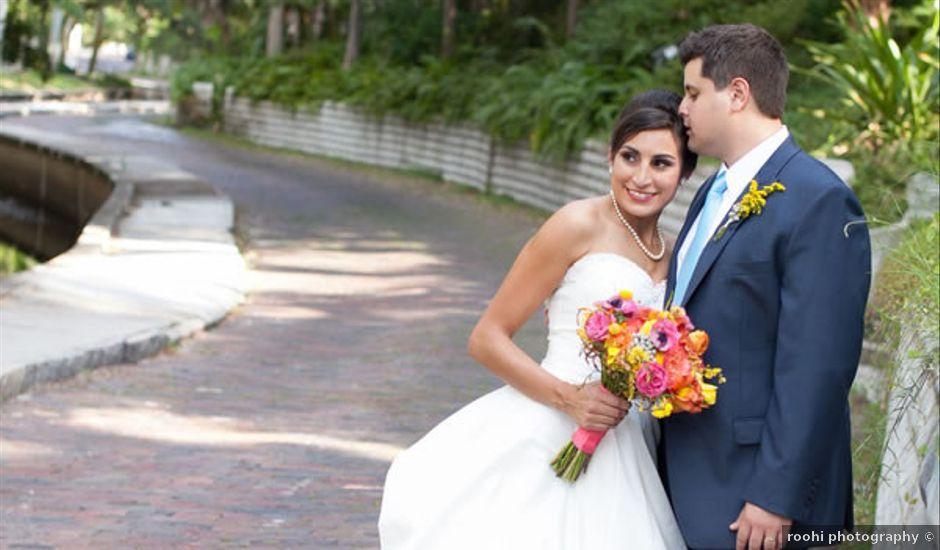 Tina and Andrew's Wedding in Saint Petersburg, Florida