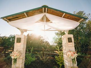 Megan and Trey's Wedding in Dripping Springs, Texas 12