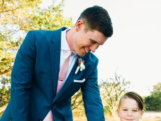 Megan and Trey's Wedding in Dripping Springs, Texas 10