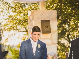 Megan and Trey's Wedding in Dripping Springs, Texas 14