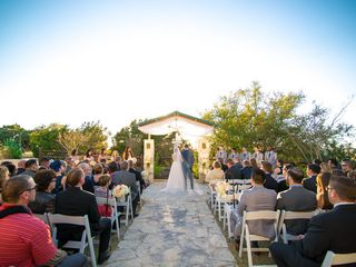 Megan and Trey's Wedding in Dripping Springs, Texas 16