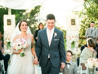 Megan and Trey's Wedding in Dripping Springs, Texas 19