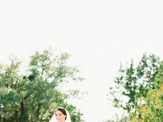Megan and Trey's Wedding in Dripping Springs, Texas 6