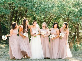 Megan and Trey's Wedding in Dripping Springs, Texas 7