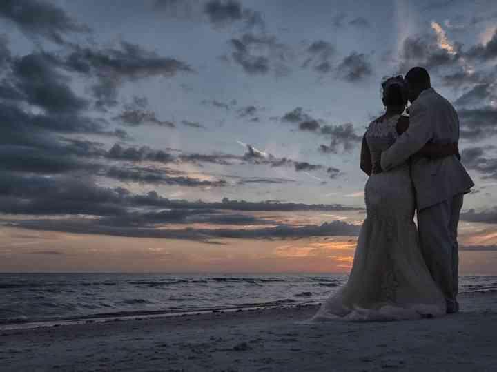 The wedding of Tori and Sabian