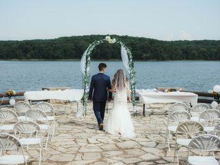 The wedding of Salvador and Ariana