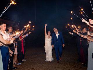 The wedding of Amanda and Dustin 2