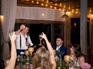 The wedding of Amanda and Dustin 3
