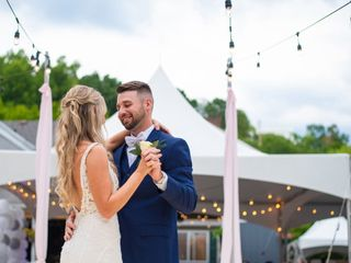 The wedding of Kenzie and Nic