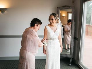 The wedding of Lily and Daniel 2