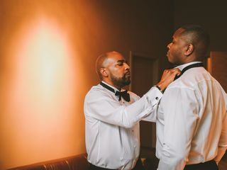 The wedding of Pierre and Marreo 2