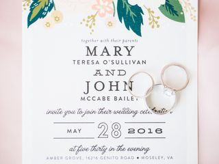 The wedding of John and Mary 2