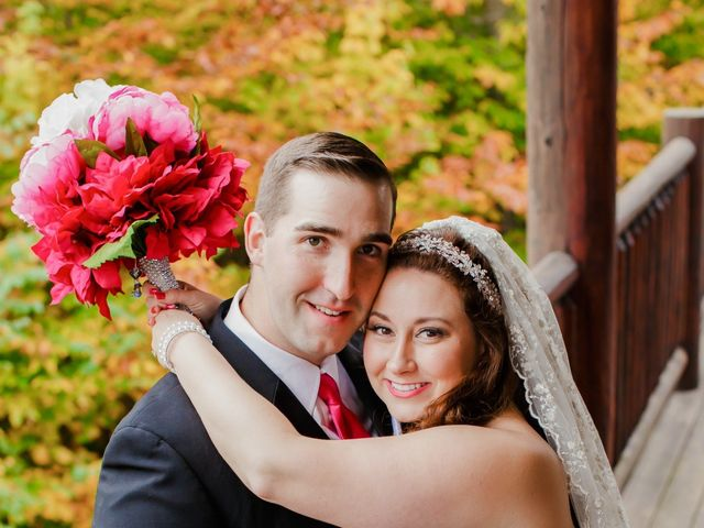 Nathan and Tiffany's Wedding in Newry, Maine 1
