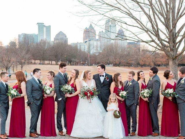 John and Gabrielle's Wedding in Atlanta, Georgia 2