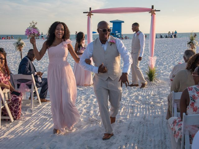 Sabian and Tori's Wedding in Siesta Key, Florida 8
