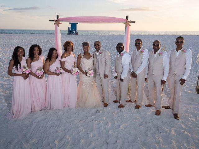 Sabian and Tori's Wedding in Siesta Key, Florida 9