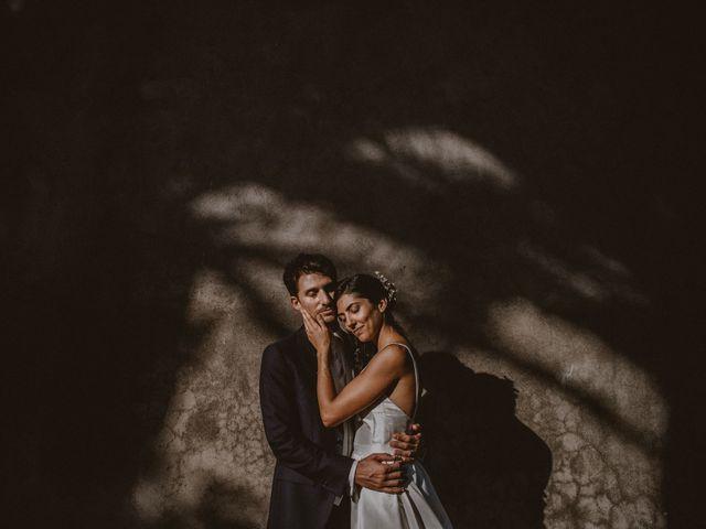 The wedding of Adriana and Gabriele