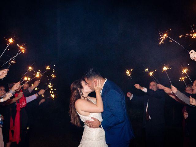 Dustin and Amanda's Wedding in Glenville, North Carolina 3