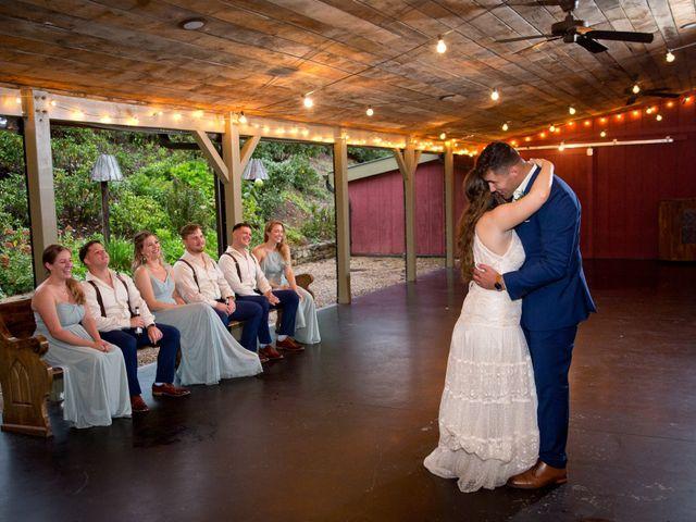 Dustin and Amanda's Wedding in Glenville, North Carolina 6