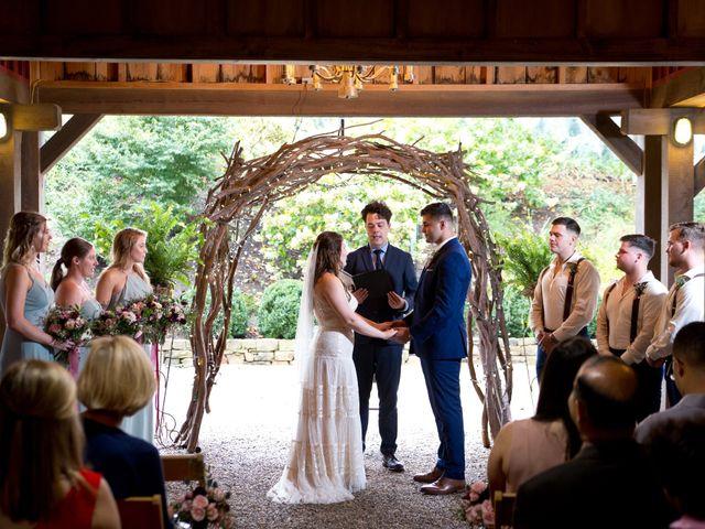 Dustin and Amanda's Wedding in Glenville, North Carolina 8