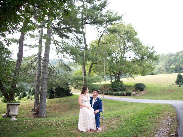 Dustin and Amanda's Wedding in Glenville, North Carolina 2