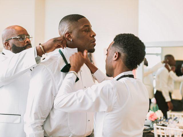 Marreo and Pierre's Wedding in Dallas, Texas 4