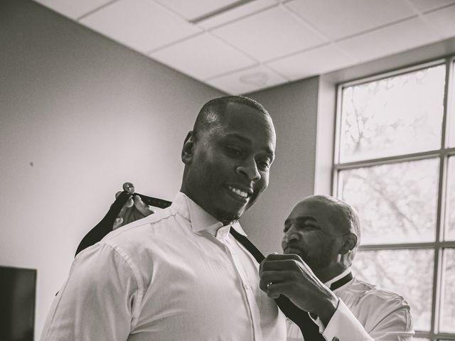 Marreo and Pierre's Wedding in Dallas, Texas 7