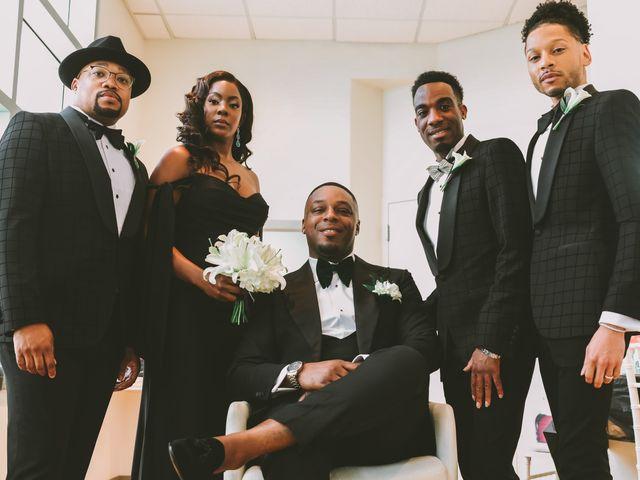 Marreo and Pierre's Wedding in Dallas, Texas 9