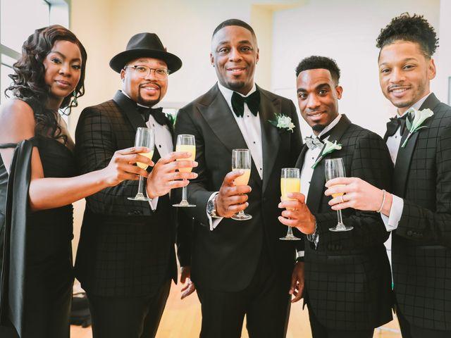 Marreo and Pierre's Wedding in Dallas, Texas 1