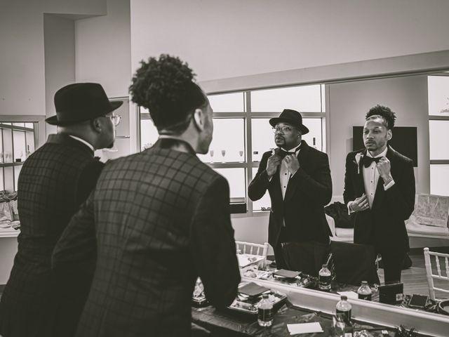 Marreo and Pierre's Wedding in Dallas, Texas 11