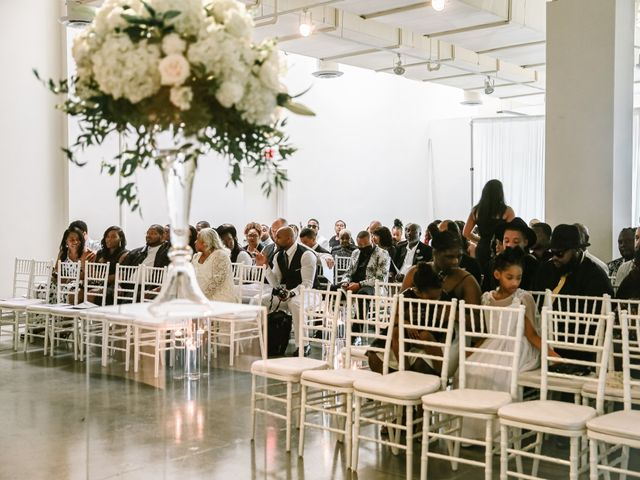 Marreo and Pierre's Wedding in Dallas, Texas 15
