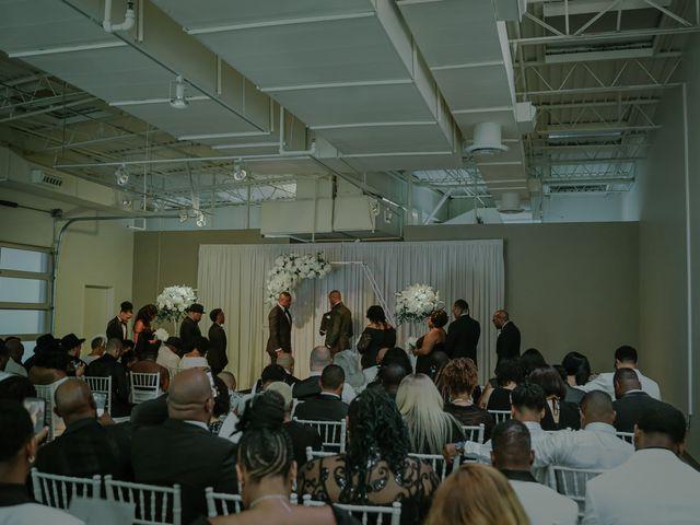 Marreo and Pierre's Wedding in Dallas, Texas 16