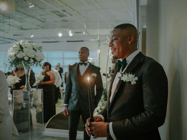 Marreo and Pierre's Wedding in Dallas, Texas 17