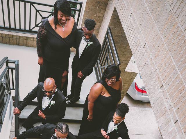 Marreo and Pierre's Wedding in Dallas, Texas 19