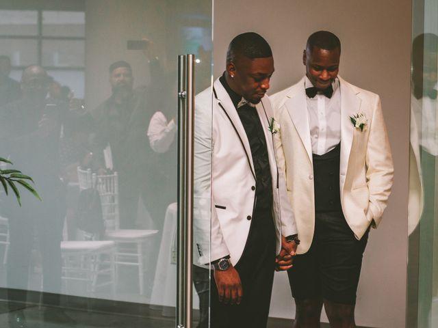 Marreo and Pierre's Wedding in Dallas, Texas 22