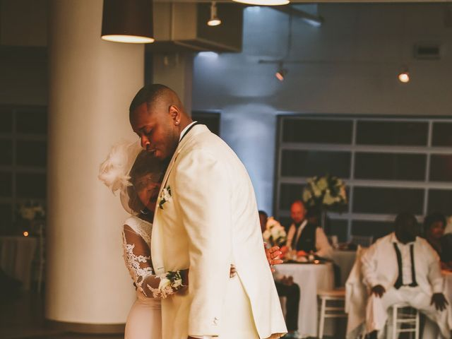 Marreo and Pierre's Wedding in Dallas, Texas 25