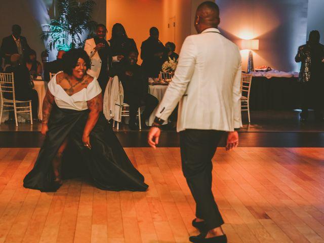 Marreo and Pierre's Wedding in Dallas, Texas 26