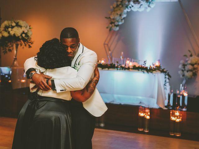 Marreo and Pierre's Wedding in Dallas, Texas 27