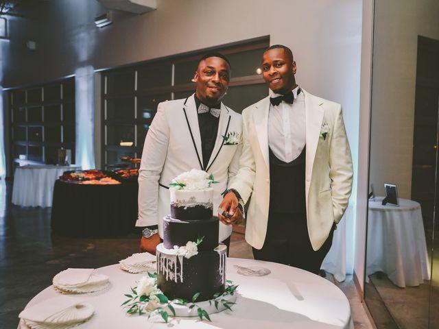 Marreo and Pierre's Wedding in Dallas, Texas 28