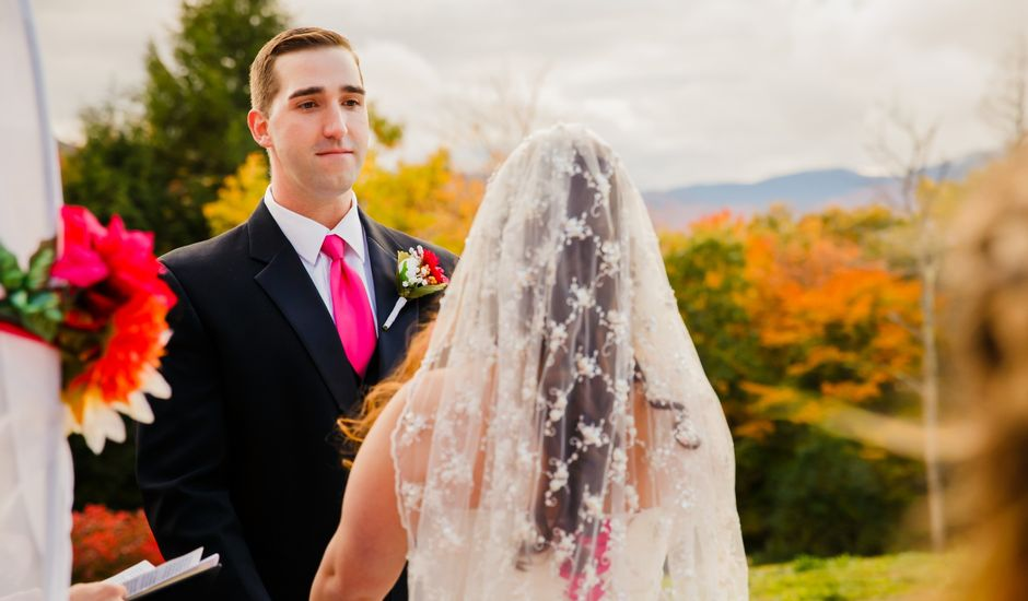 Nathan and Tiffany's Wedding in Newry, Maine