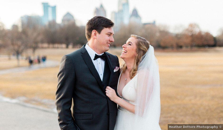 John and Gabrielle's Wedding in Atlanta, Georgia